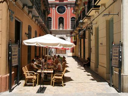 Bars und Clubs in Andalusien