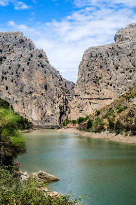 El Chorro - Gorge of the Gaitanes