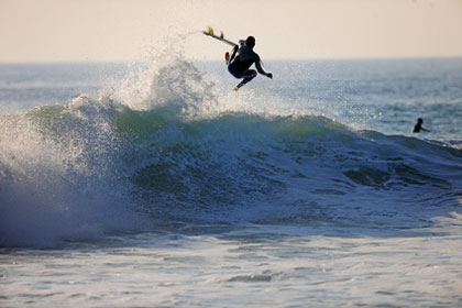 Surfspots in Andalusien