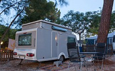 Camping in Andalusien
