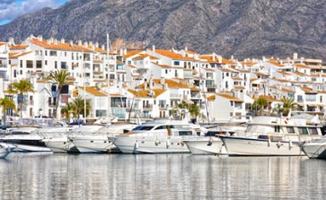 Yachtcharter in Andalusien